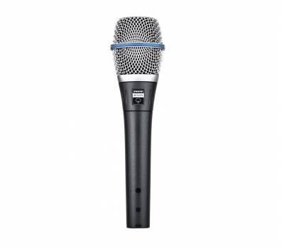 Купить SHURE BETA 87A Микрофон онлайн