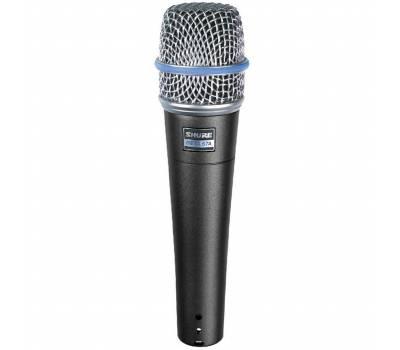 Купить SHURE BETA 57A Микрофон онлайн
