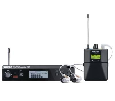 Купить SHURE P3TERA215CL-H20 Система ушного мониторинга онлайн