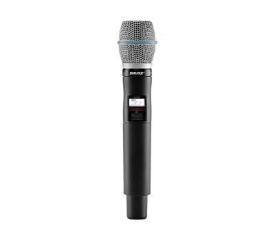 Купить SHURE QLXD2/B87A Микрофон онлайн
