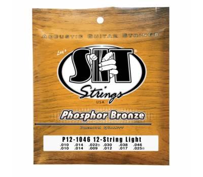 Купить SIT STRINGS P121046 Струны для акустических гитар онлайн