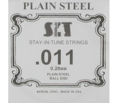 Купить SIT STRINGS 011 Струна для электрогитары онлайн