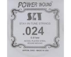 SIT STRINGS 024PW Струна для электрогитары