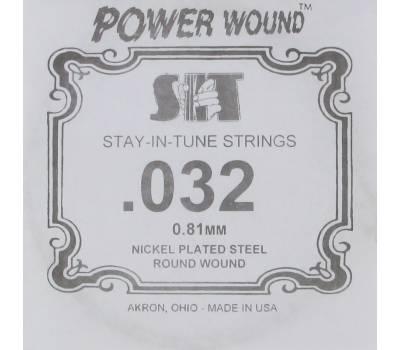 Купить SIT STRINGS 032PW Струна для электрогитары онлайн