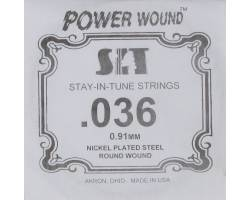 SIT STRINGS 036PW Струна для электрогитары