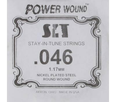 Купить SIT STRINGS 046PW Струна для электрогитары онлайн
