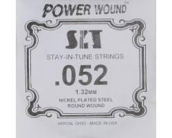 SIT STRINGS 052PW Струна для электрогитары