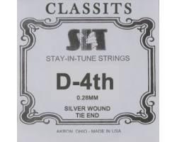SIT STRINGS C-4TH/H Струна для классической гитары