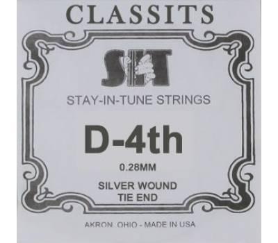 Купить SIT STRINGS C-4TH/H Струна для классической гитары онлайн