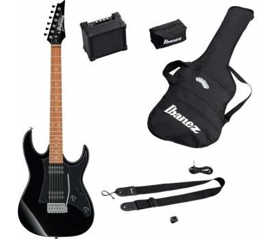 Купити IBANEZ IJRX20 BKN Гітарний набір онлайн