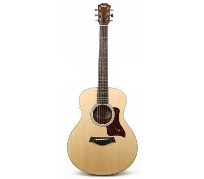 Купить TAYLOR GUITARS GS MINI-e BLACK LIMBA LTD Гитара электроакустическая онлайн
