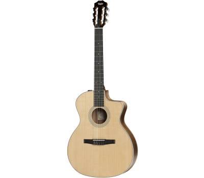 Купить TAYLOR GUITARS 214CE-N ROSEWOOD Гитара электроакустическая онлайн