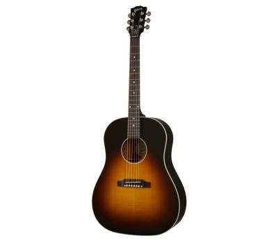 Купить GIBSON SLASH J-45  NOVEMBER BURST Гитара электроакустическая онлайн