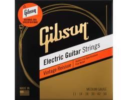 GIBSON SEG-HVR11 VINTAGE REISSUE 11-50 MEDIUM Струны для электрогитар