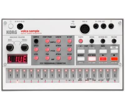 Купити KORG VOLCA-SAMPLE2 Синтезатор аналоговий онлайн