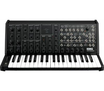 Купить KORG MS-20 FS BLACK Синтезатор онлайн