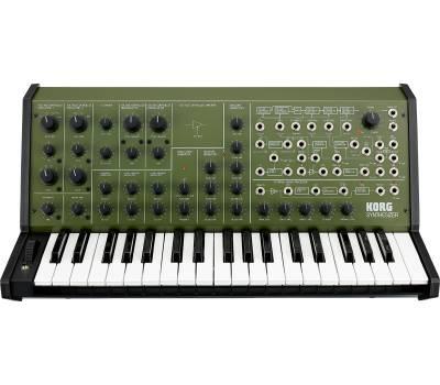 Купить KORG MS-20 FS GREEN Синтезатор онлайн