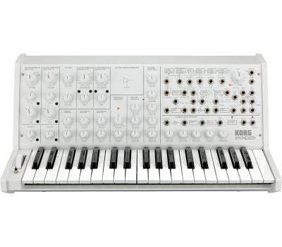 Купить KORG MS-20 FS WHITE Синтезатор онлайн