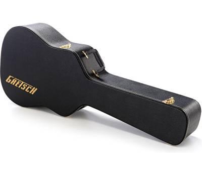 Купить GRETSCH G6243 RANCHER w/BIGSBY CASE BLACK Кейс для акустической гитары онлайн