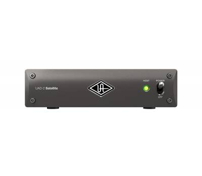 Купить UNIVERSAL AUDIO UAD-2 SATELLITE THUNDERBOLT 3 OCTO CORE DSP процессор онлайн