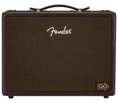 Купить FENDER ACOUSTIC JUNIOR GO Гитарный комбоусилитель онлайн