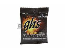 GHS STRINGS BOOMERS GBH-8 Струны для электрогитар