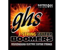 GHS STRINGS BOOMERS GB7MH Струны для электрогитар