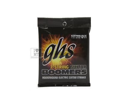 Купить GHS STRINGS BOOMERS GB7MH Струны для электрогитар онлайн