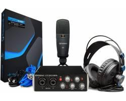 PRESONUS AudioBox USB 96 Studio 25th Anniversary Edition Bundle Комплект для звукозаписи