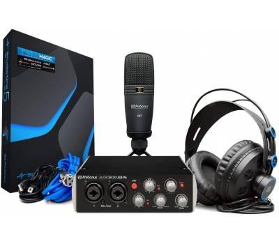 Купить PRESONUS AudioBox USB 96 Studio 25th Anniversary Edition Bundle Комплект для звукозаписи онлайн