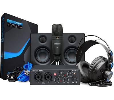 Купить PRESONUS AudioBox USB 96 Studio Ultimate 25th Anniversary Edition Bundle Комплект для звукозаписи онлайн