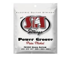 SIT STRINGS PN1052 Струны для электрогитар