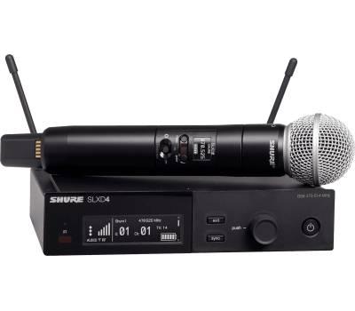 Купить SHURE SLXD24E/SM58-H56 Микрофонная радиосистема онлайн