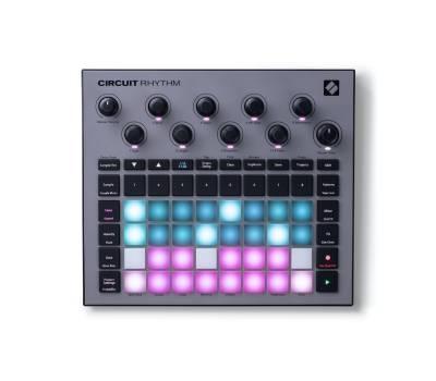 Купить NOVATION Circuit Rhythm MIDI контроллер онлайн
