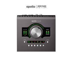 UNIVERSAL AUDIO Apollo Twin MkII Heritage Edition (Desktop/Mac/Win/TB2) Аудиоинтерфейс
