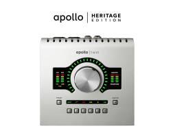UNIVERSAL AUDIO Apollo Twin USB Heritage Edition (Desktop/Win) Аудиоинтерфейс