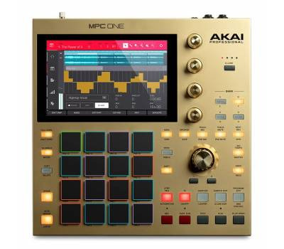 Купити AKAI MPC ONE GOLD Семплер онлайн