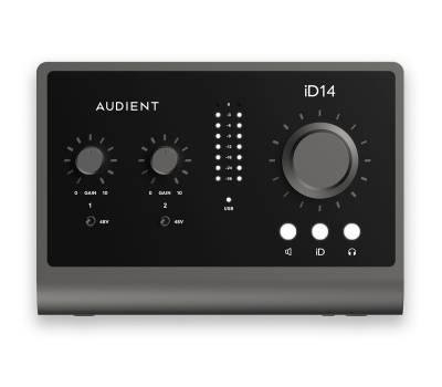Купить AUDIENT iD14 MKII Аудиоинтерфейс онлайн