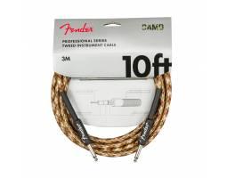 FENDER CABLE PROFESSIONAL SERIES 10' DESERT CAMO Кабель інструментальний