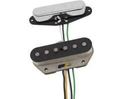 FENDER VINTERA '60S VINTAGE TELECASTER PICKUP SET Набор звукоснимателей