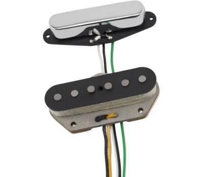 Купить FENDER VINTERA '60S VINTAGE TELECASTER PICKUP SET Набор звукоснимателей онлайн