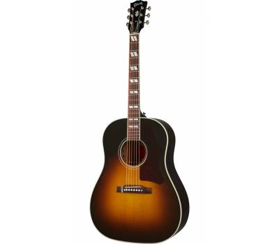 Купить GIBSON SOUTHERN JUMBO ORIGINAL VINTAGE SUNBURST Гитара электроакустическая онлайн
