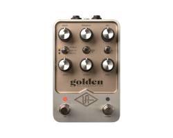 UNIVERSAL AUDIO Golden Reverberator Педаль эффектов