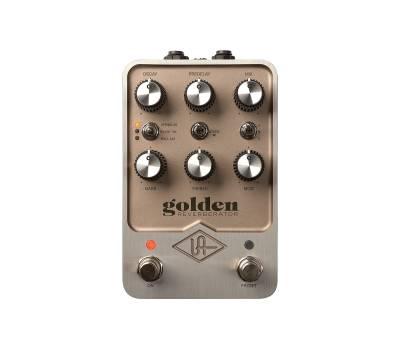 Купить UNIVERSAL AUDIO Golden Reverberator Педаль эффектов онлайн