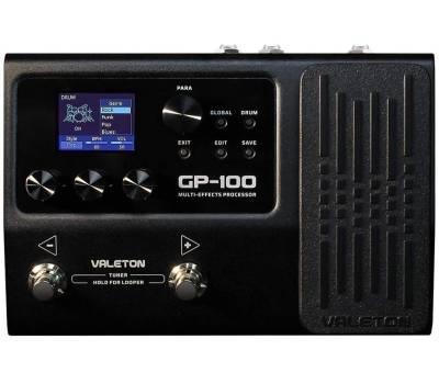 Купить HOTONE AUDIO VALETON GP-100 Гитарный процессор эффектов онлайн