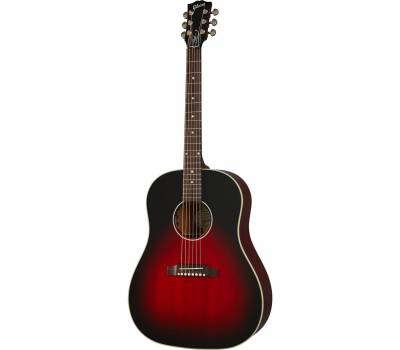 Купить GIBSON SLASH J-45 VERMILLION BURST Гитара электроакустическая онлайн