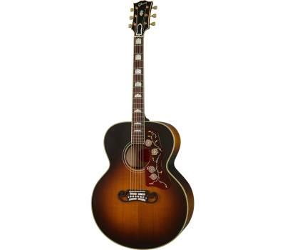 Купить GIBSON 1957 SJ-200 VINTAGE SUNBURST Гитара акустическая онлайн