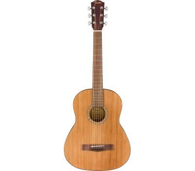 Купити FENDER FA-15 3/4 W/GIG BAG NATURAL Гітара акустична онлайн