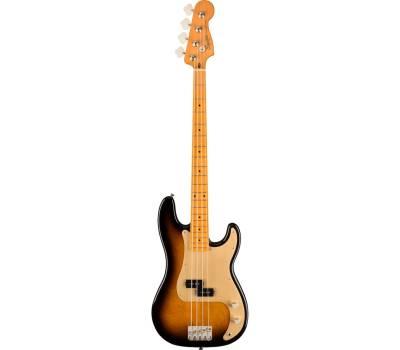 Купить SQUIER by FENDER CLASSIC VIBE 50s PRECISION BASS FSR 2 TONE SUNBURST Бас-гитара онлайн
