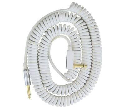Купить VOX CABLE VCC-90 WH Кабель инструментальный онлайн